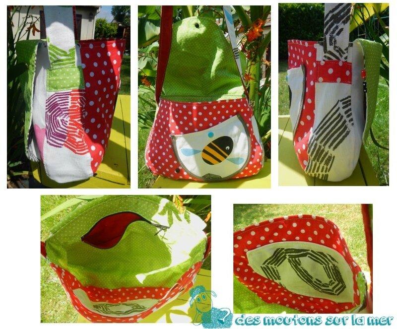 sac ladybird & bee 2