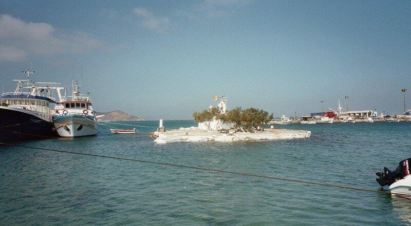 NAXOS ( le Port )