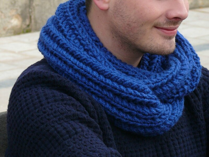 Snood Poppy R8