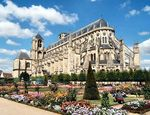 18 BOURGES CATHEDRALE ST ETIENNE