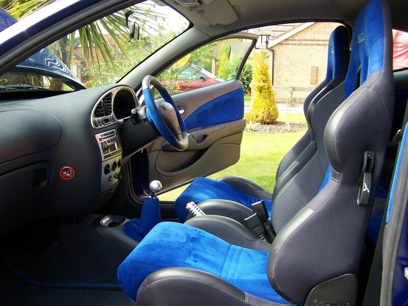 Ford Racing Puma Interior 3