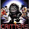 Critters (le plus célèbre avatar de gremlins)