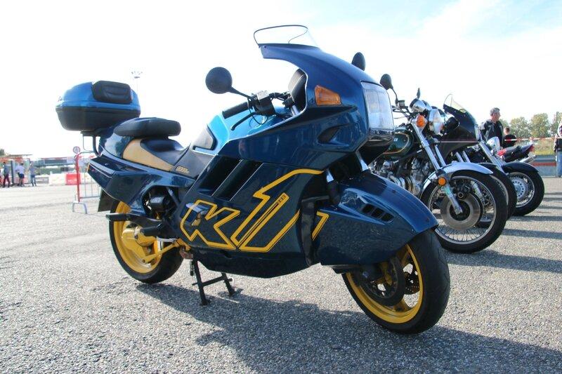 Rencontres motos anciennes