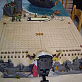 Terrain bb pirates : chose promise.... ;o)