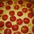 Tarte fromagère à la tomate (2e version)