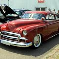 Chevrolet fleetline 2door sedan custom de 1950 (RegioMotoClassica 2010) 01