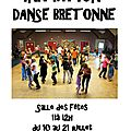 Initiation à la danse bretonne