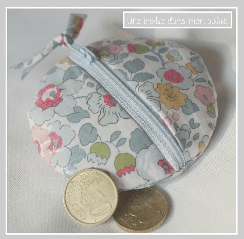 porte monnaie-liberty-betsy porcelaine-enduit-pièce
