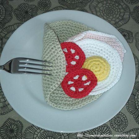 Galette bretonne Crochet 00