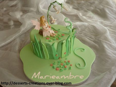 gâteau fée overblog