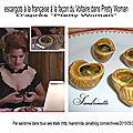 Escargots à la française à la façon du voltaire dans pretty woman