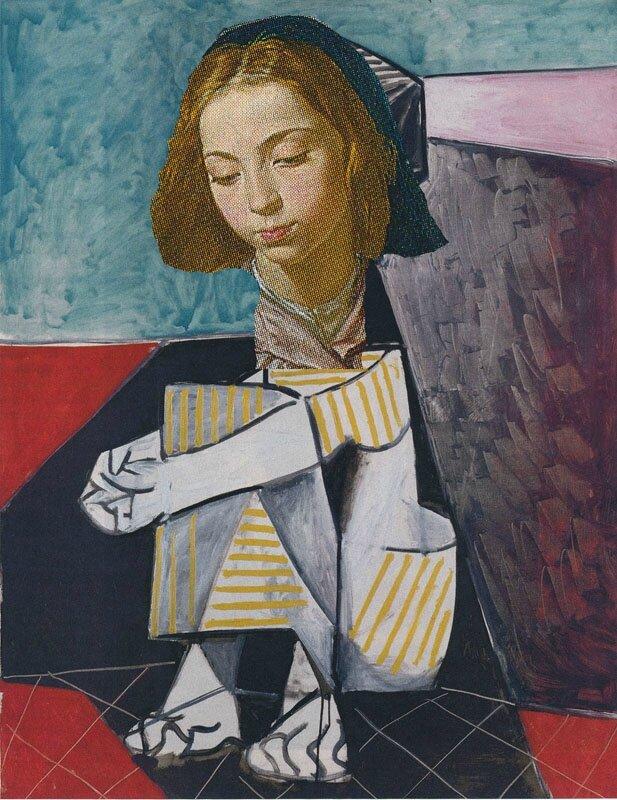 2014 12 11 03 Picasso sur Velasquez réduit
