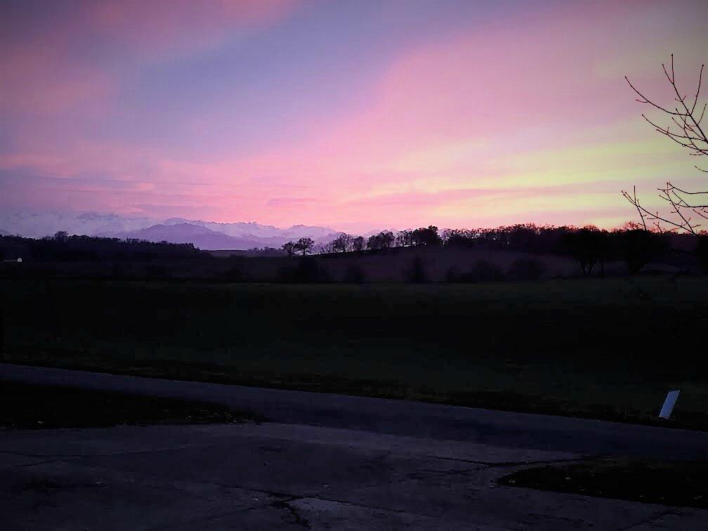 Les beaux paysages de notre Région.