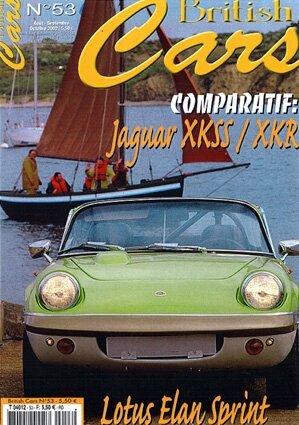 British Cars n°53/août 2002