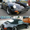 PORSCHE - 911 Speedster 3,2 L Turbo Look - 1989