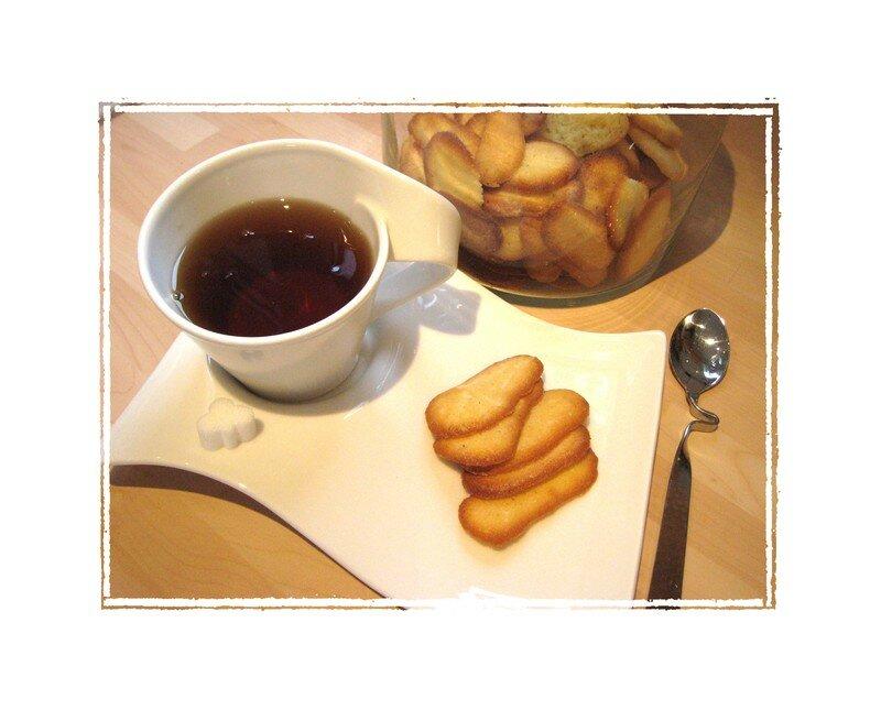 Langues de chat fondue de cuisine - Langue de chat cuisine ...
