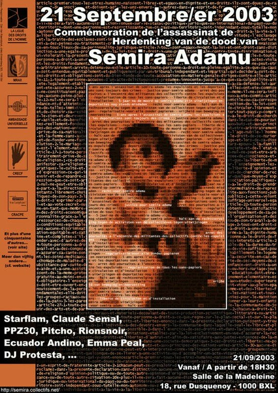 Affiche Semira