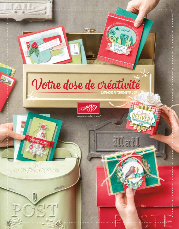 catalogue Noël 2017