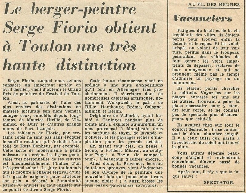 Article Toulon