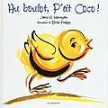 Au boulot, p'tit coco ! / janice n. harrington ;. ill. brian pinkney . - le genévrier, 2014