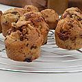Muffins aux lions
