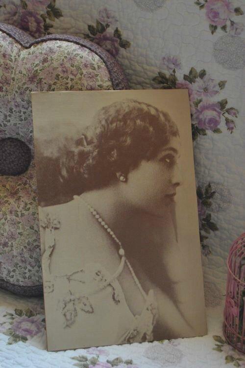 Photo1 femme de la belle époque1