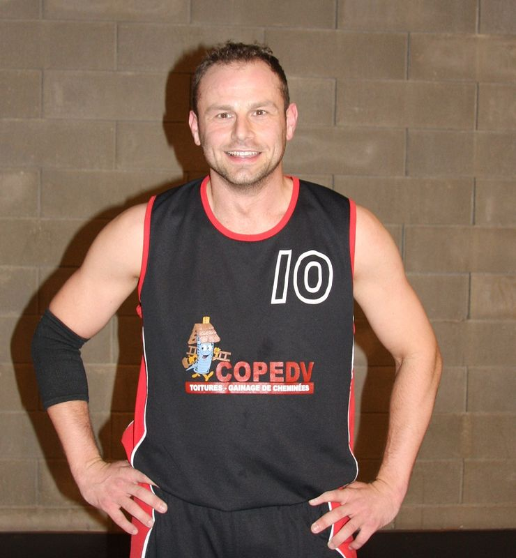 Benjamin LADURON - Champion Hainaut '12