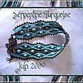 sepentine turquoise