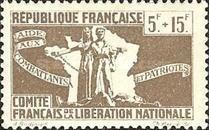 LIBERATION FRANCE 1945 11