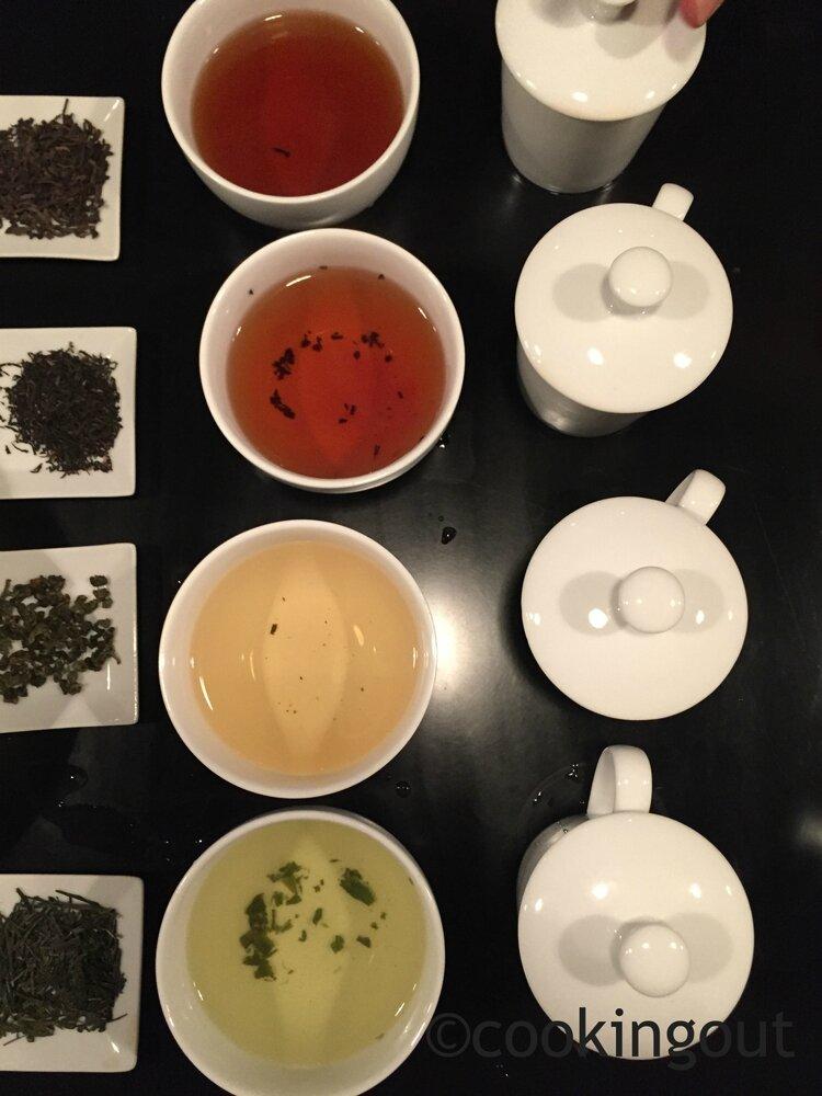 La quintessence du thé- un coffret découverte