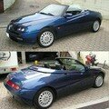 ALFA ROMEO - 2.0 Twin Spark Spider - 1997