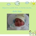 Naissance Anh Hao