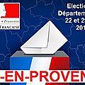 Départementales 2015 à aix : résultats du second tour