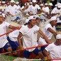 Un jour, une photo - siem reap, la fête des eaux 2008 - la rage