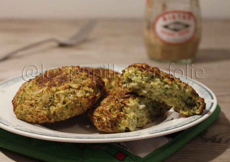Burgers de brocoli blogs de cuisine - Cuisiner des brocolis ...