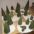 Soclage d'arbres