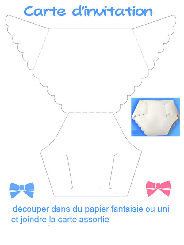 Baby Shower Diaper Invitation Template for awesome invitations template