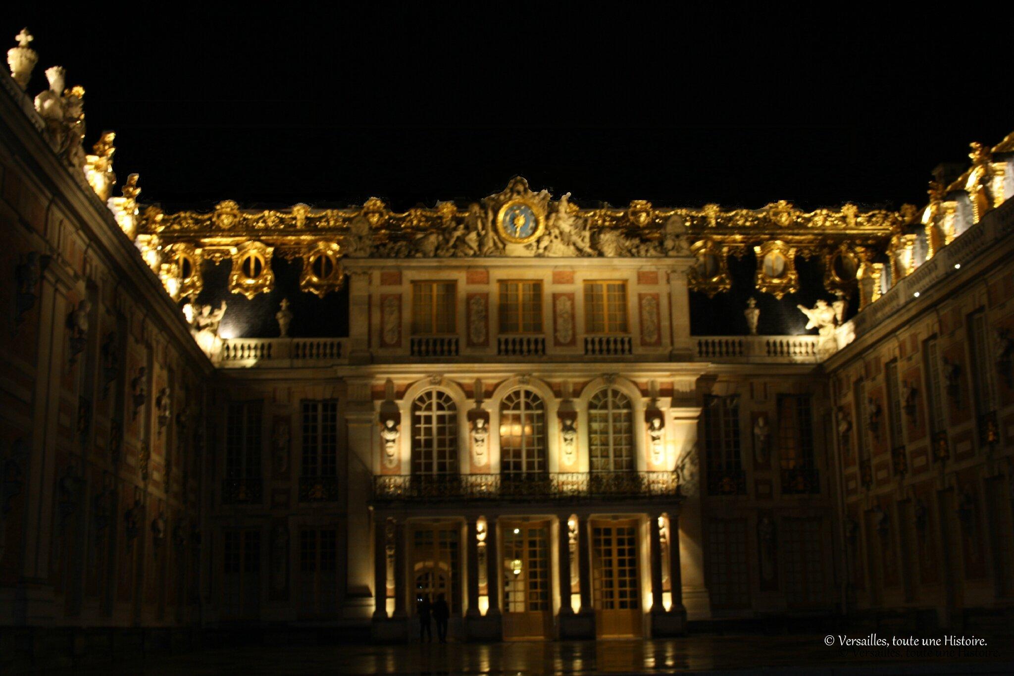 [Vidéo] Un jour à Versailles...