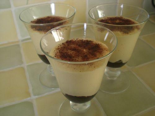 Crème mascarpone à la cacahuète