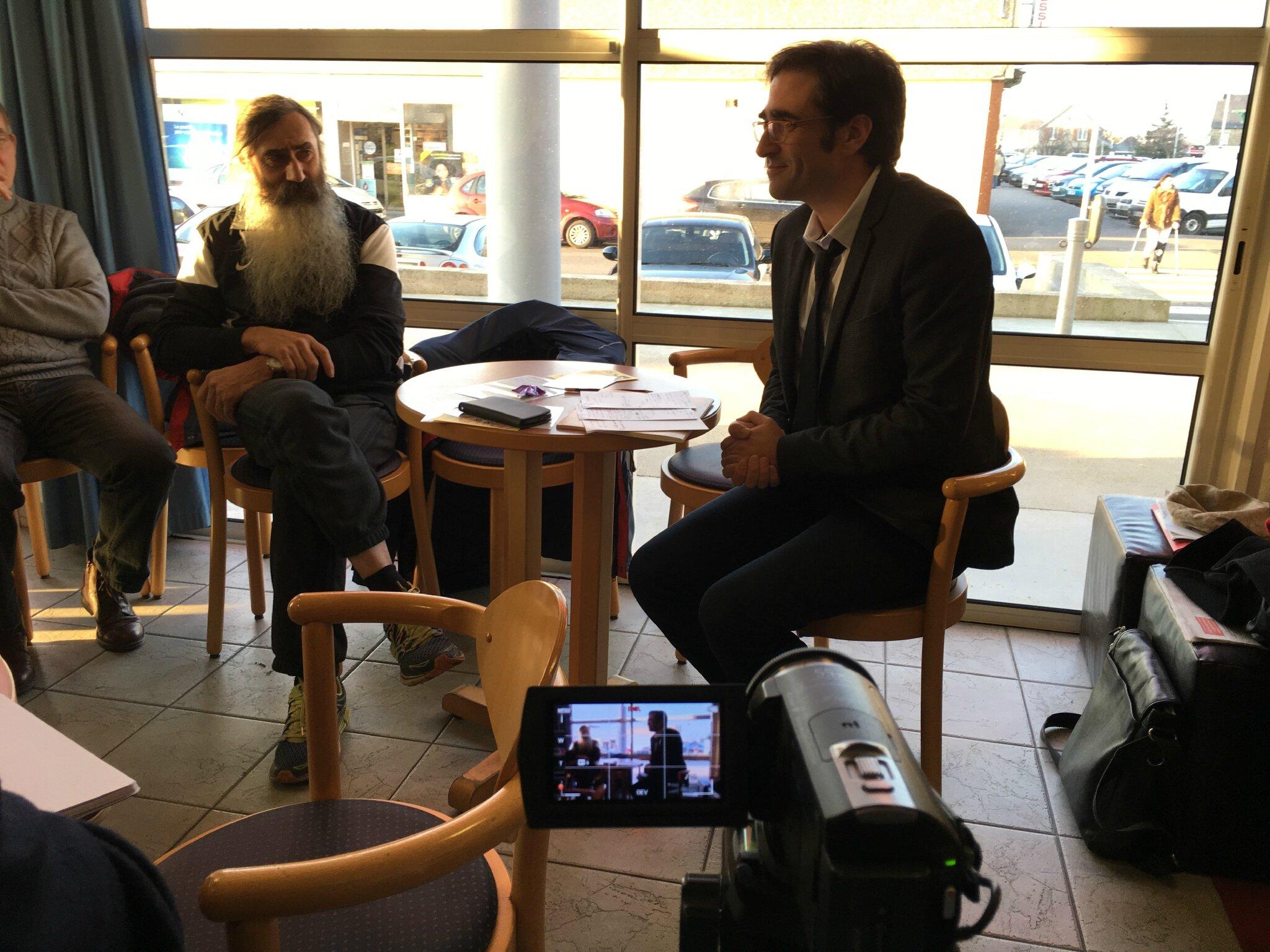 Miloud Mansour candidat Front de Gauche aux élections législatives 2017 dans le sud Manche