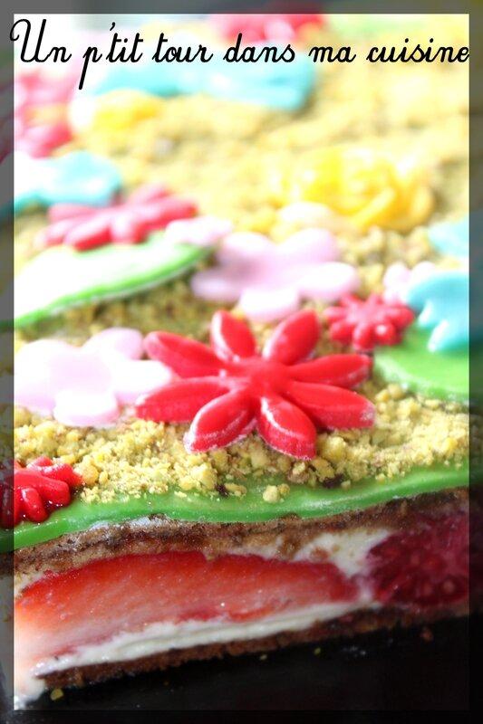 Gâteau jardin2