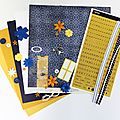Kit atelier multi*pages d'août