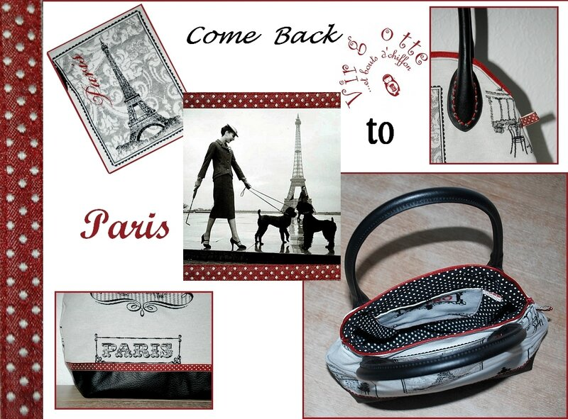 Come back to Paris