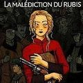 Sally Lockhart : La malédiction du rubis ; Philip Pullman