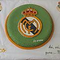 Gâteau Real de Madrid