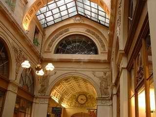 11b - Passage Couvert - Galerie la plus élégante et la plus luxueuse de Paris.