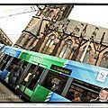 Eglise et Tram