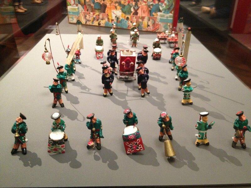 De la chine aux Arts décoratifs 043 mariage chinois miniature