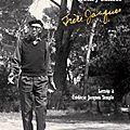 Livre : frère jacques - lettres à frédéric jacques temple d'henry miller - 1948-1980