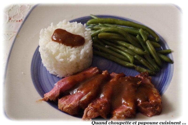 magret de canard, sauce canard laqué-8009